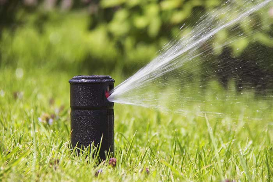 Water Your Lawn Efficiently with help from the pros at Valentine Landscaping of NCF